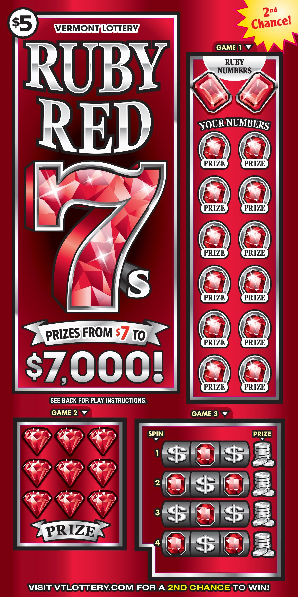 Vt Lottery