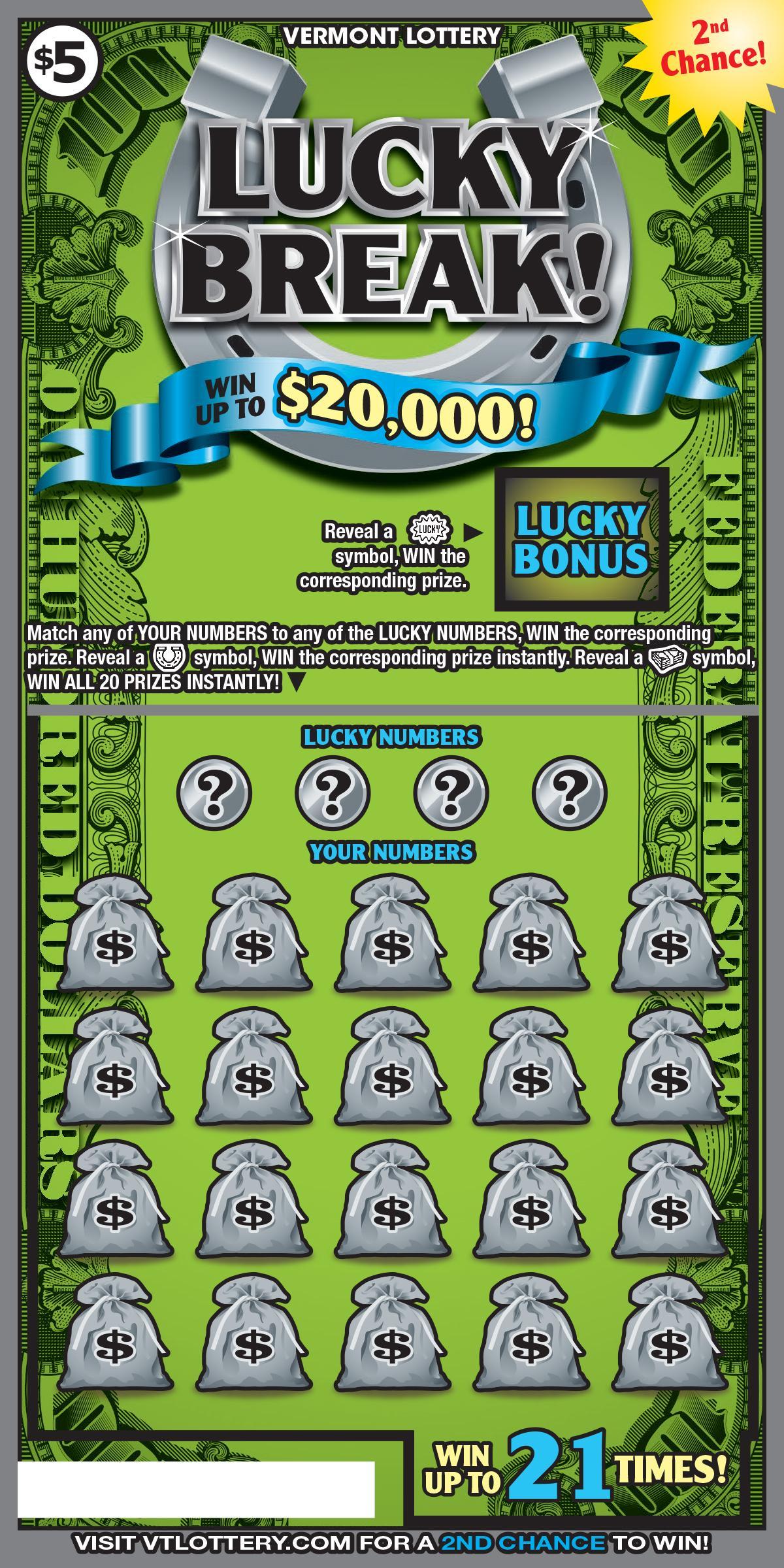 Vermont Lottery
