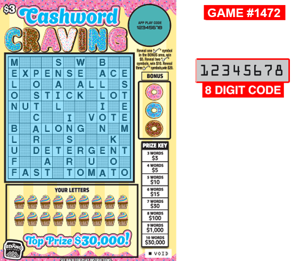 Idaho Cashword - Faq