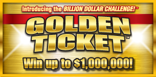 Golden Ticket Banner